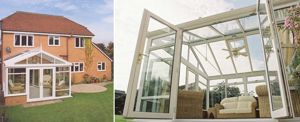 gable end conservatory pavillion conservatories ipswich trade