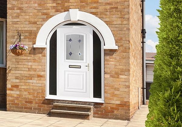Back Doors / Panel Doors & uPVC and aluminium trade doors Ipswich