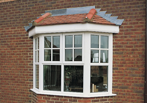 Upvc bay windows supplied to trade in ipswich colchester for Box bay window
